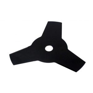 3 ašmenų pjovimo peilis Stiga; 255x25,4 mm; Z3