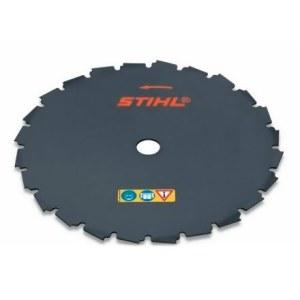 Diskas krūmapjovėms Stihl; 225x20,0 mm; Z24