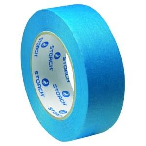 Dažymo juosta (maskavimo) Storch; 38 mm; 50 m; mėlyna