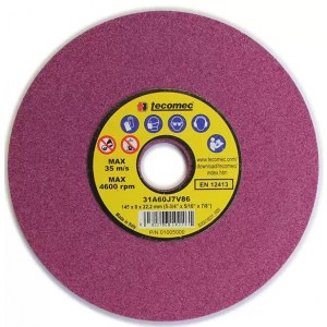 Galandinimo diskas Tecomec ET-K00204008; 145x8,0x22,2 mm; 1 vnt.