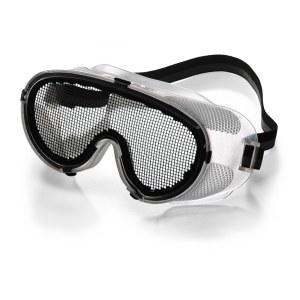 Apsauginiai akiniai Tecomec ET5130902; su tinkleliu