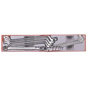 Veržliarakčių komplektas Teng Tools TTX6311; 11 vnt.