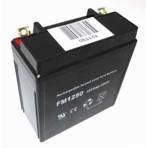 Akumuliatorius Texas 00421790; 12 V; 5,0 Ah