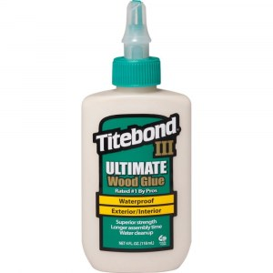 Klijai medienai Titebond III Ultimate; 118 ml