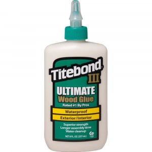 Klijai medienai Titebond III Ultimate; 237 ml