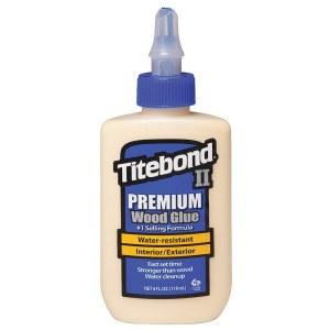 Klijai medienai Titebond II Premium; 118 ml