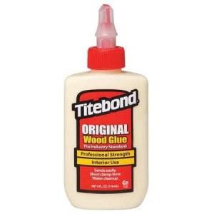 Klijai medienai Titebond Original; 118 ml