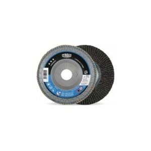 Vėduoklinis šlifavimo diskas Tyrolit C-Trim; P40; 125 mm
