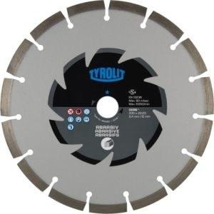 Deimantinis pjovimo diskas Tyrolit 574850; 600x3,6x25,4 mm (naudota)