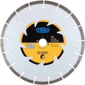 Deimantinis pjovimo diskas Tyrolit DCU Eco Line 609175; 125 mm