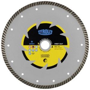 Deimantinis pjovimo diskas Tyrolit DCU Eco Line 609302; 230 mm