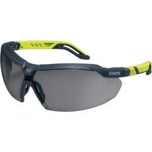 Apsauginiai akiniai UVEX Uvex i-5; Supravision excellence; pilki/žali