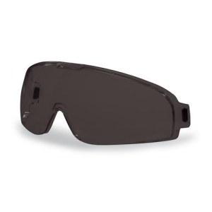 Atsarginiai stiklai akiniams Uvex U-Sonic Magnetic; pilki