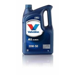 Alyva Valvoline ALL CLIMATE 20W50; 5 L
