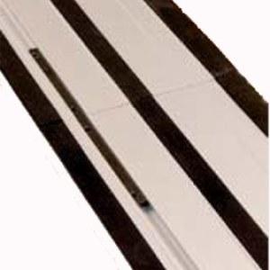 2-jų liniuočių sujungimo detalė Virutex