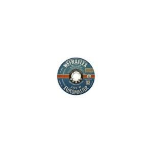 Abrazyvinis pjovimo diskas Wefra; 230x2x22,23 mm; metalui