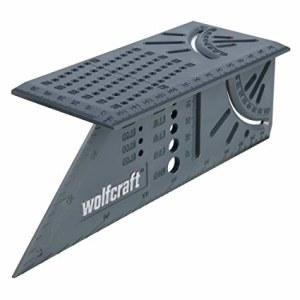 Reguliuojamas kampainis Wolfcraft 3D; 150 mm