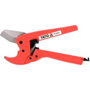 Žirklės PVC vamzdžiams Yato YT-2231; 42 mm