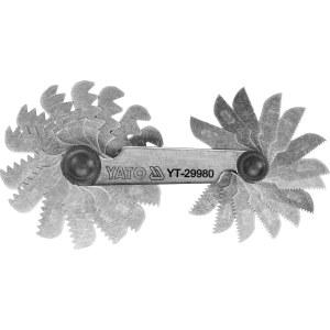 Sriegmatis Yato YT-29980; 0,25-6,0 mm