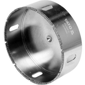 Deimantinė gręžimo karūna Yato YT-60435; 105 mm