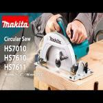 Makita HS7010 / HS7610 / HS7611