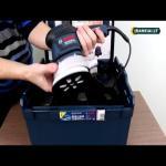 Ekscentrinis šlifuoklis Bosch GEX 125-150 AVE