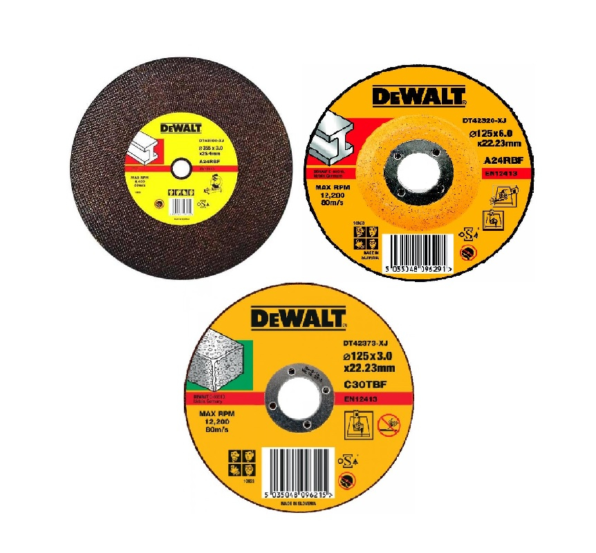 Abrazyviniai pjovimo diskai
